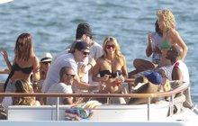 Leonardo DiCaprio (38): Pařba na jachtě!