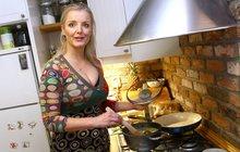 VIP Prostřeno: Gabriela Filippi a její rodinný recept na koláč s ovocem