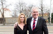 Kateřina Zemanová: Hlasovací lístek s Milošem přinesla domů!