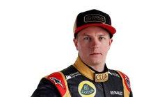 Pilot Formule 1 Räikkönen: Ukázal sexy formuli!