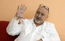 Malý Ota Jirák (64) z Ordinace: Náročná operace zad způsobila, že povyrostl!