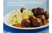 V masových kuličkách z IKEA našli koninu. Měly být hovězí a vepřové...