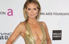 Heidi Klum v 39 letech ukázala prsa: Líbí, nebo ne? HLASUJTE!
