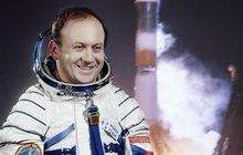 Od letu Vladimíra Remka do vesmíru uběhlo 35 let: Doprovázel ho Švejk!
