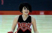 Zlobivá dcera popové legendy: Paris Jackson roztleskávačkou!