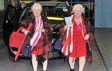 Prostitutky-dvojčata (70): Po 50 letech těžké dřiny jdou do důchodu!
