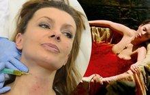 Alice Bendová jako Čachtická paní: Omlazuje se vlastní krví!