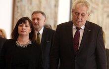 Pan a paní Zemanovi: Specialista odhalil jejich temné stránky!