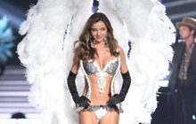 Modelka Miranda Kerr dostala padáka: Ustřihli jí křídla!