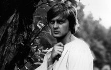 Herec Ivan Luťanský (†30): Proč musel umřít ve Vietnamu?!