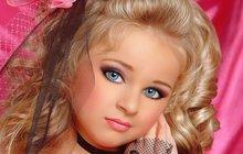 Tahle holčička (6) vydělává miliony jako modelka. Za večeři utratí i 45 tisíc korun!