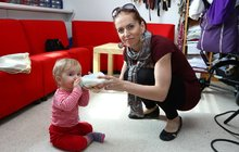 Těhotná Fridrichová: Zklamání kvůli dcerce!