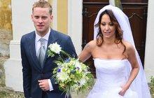 Agáta ještě nemá dost: Svatební šaty obleče i potřetí!