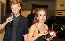 Tereza Voříšková se synem Vladimíra Mišíka: Ulovila zajíčka?