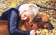 Bezcitná Bartošová: Nechala svého psa napospas smrti!