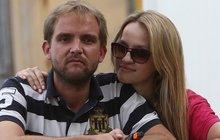 2x rozvedený Libor Bouček (32) si nedá pokoj: Do třetice si nabrnknul blondýnu!