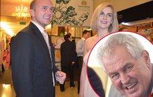 Přítel Katky Zemanové (19) Vladimír Kruliš (31): Miloš je strašně fajn pán...