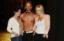 Hvězdy Beverly Hills 90210 po letech: Setkání na striptýzu!