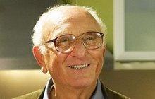 Otakar Brousek (88) leží už měsíc v nemocnici: Šlo mu o život!