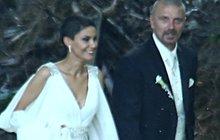 Nemajetná nevěsta Vlaďka Řepková: Přátelé se nám složili na svatební cestu!