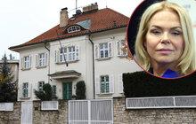 Havlová chystá drahou rekonstrukci vily: Co ji k investici přimělo!