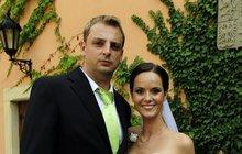 Moderátorka Czadernová se rozvádí: Po svatbě přišlo odcizení...