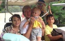 Šťastný krasobruslař Pljuščenko: To jsou moji miláčci