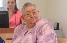 Pervitinová babča Danuše (64) půjde bručet: Dostala 2 roky natvrdo!