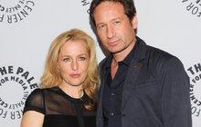 David Duchovny a Gillian Andersonová hlásí návrat: Mulder a Scullyová natočí nová Akta X!