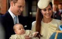 Kate vzala malého George do Karibiku: Princova první cesta za moře!