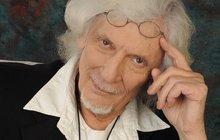 Textař a autor Levandulové Petr Hapka (†70): Vypadalo to, že se jeho stav zlepšuje! Jenže...