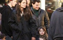 Tom Cruise o důvodech rozvodu: Katie se bála lidí z církve!