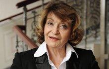 Yvetta Simonová (85): Komplikace po operaci srdce! Otekla jí ruka