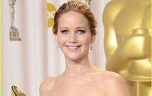 Oscarová Jennifer Lawrence: Pokoj plný vibrátorů!