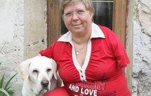 Invalidní Sarah Celá (55) obětí hyenismu: Ženu bez rukou okradl právník Focko!