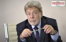 Jan Kanyza alias ředitel Hofman: Promluvil o konci v Ordinaci!