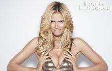 Heidi Klum je sexy i po čtyřicítce: Ona snad nestárne!