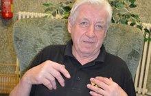 Jiří Březík (71) ze Zlína: Otravu metanolem překonal koňskou dávkou alkoholu! Vypil 197 panáků!