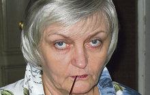 Vdova po herci Besserovi (†54):  I ji dostihla zákeřná kletba!
