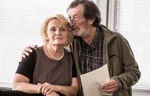 Nečekaný pár: Polívka a Rázlová jsou milenci!