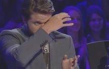 VIDEO: Drsňáka Brzobohatého rozplakala dvojice Romů!