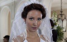 Veronika Nová z První republiky: Svatba ve strašných podmínkách!