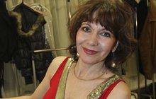 Herečka Michaela Dolinová (50): Bere prášky na uklidnění! Z čeho je tak vyklepaná?