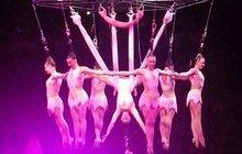 Horor akrobatek v cirkuse: Zřítily se z 12 metrů!