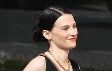 Čerstvě vdaná Iva Frühlingová (32) bude každou chvílí rodit!