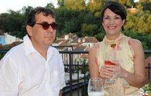 Kostková a Kracík po manželské krizi: Teď je nám dobře!