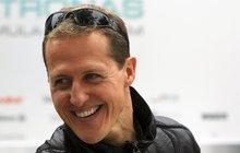 Překvapivá zpráva: Schumacher už není v kómatu a byl propuštěn znemocnice!