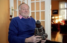 Bydlení slavných: Luděk Sobota (71) žije obklopen historií!