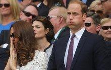Vytočení William s Kate: Nechutný útok na malého George!