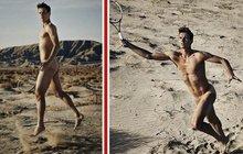 Dámy pozor! Tomáš Berdych ÚPLNĚ nahý!